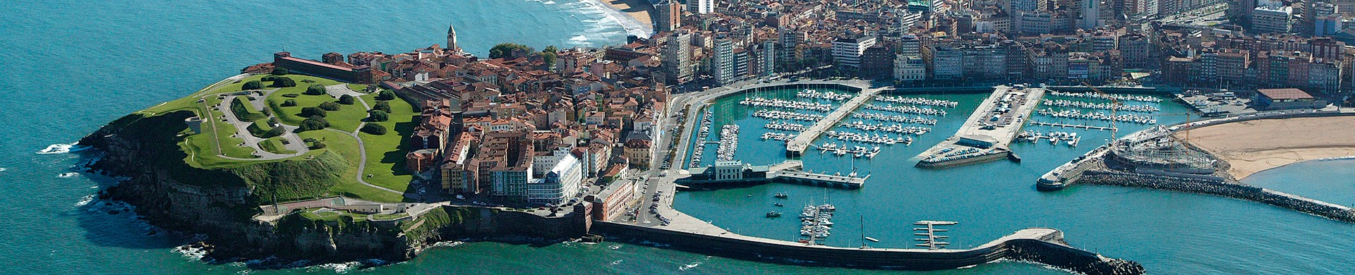 Viajar a Gijón