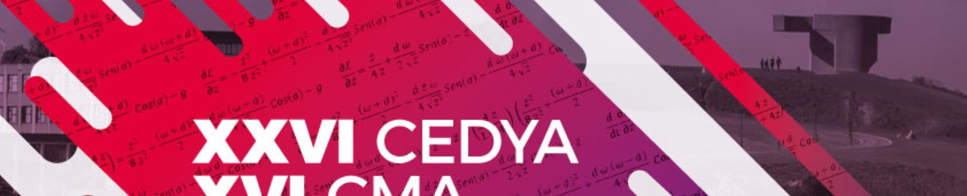 Poster of the CEDYA/CMA